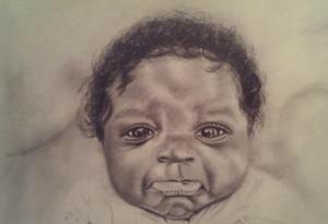 Fantastic Portrait Work Davesuch A Lovely Baby You Have Masterfully Rendered In The Frametremendous Detail Created Within This