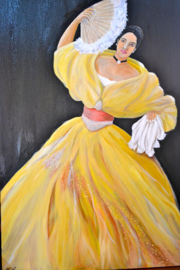 maria clara dress by simplylnr